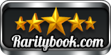 Work-From-Home Data Entry 5 Stars Award on RarityBook.com