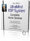 Silva UltraMind ESP System Complete Home Seminar CD.DVD Priority Mail