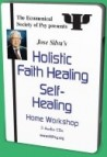 Silva Holistic Fiath Healing Self-Healing CD's by Priority Mail