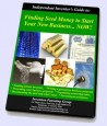 Finding Seed Money to Start Your New Business... NOW!