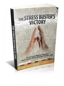 Stress Buster's Victory!
