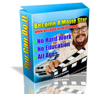 Become A Movie Star - Get Signed Today!