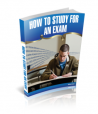 How To Study For An Exam Ebook