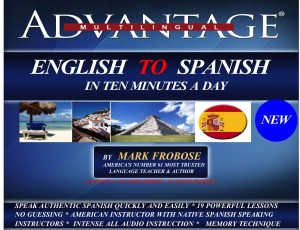 From Spanish To English In Ten Minutes A Day