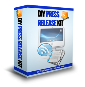 Diy Press Release Kit